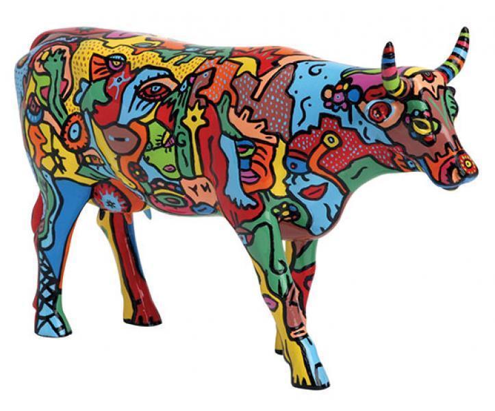 Moo York Celebration - Cowparade Kuh Large 46358