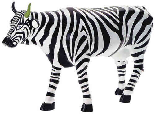 The Greenhorn - Cowparade Kuh Large