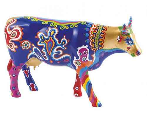 Beauty Cow - Cowparade Kuh Large