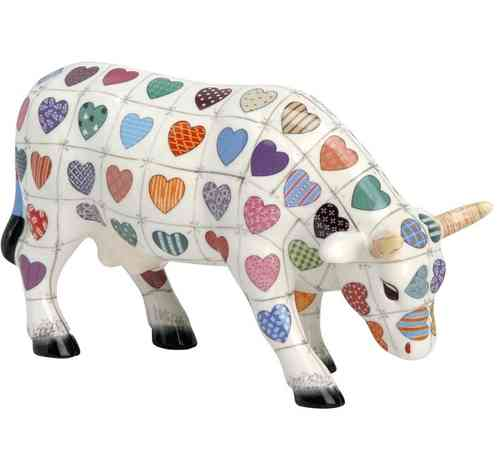 Cali Cow - Cowparade Kuh Medium