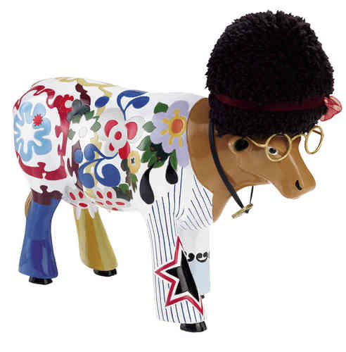 Woodstock - Cowparade Kuh Large