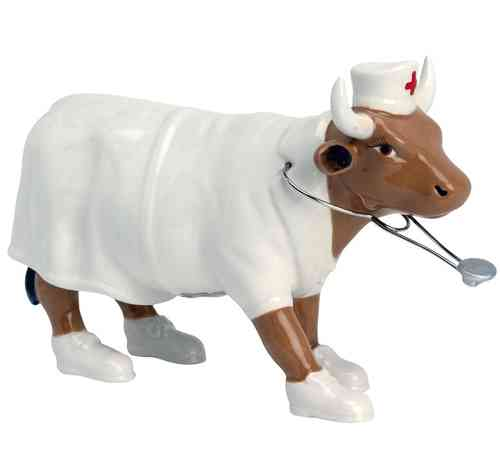 Nurse Nightencow - Cowparade Kuh Medium