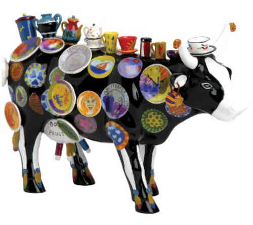 Moo Potter - Cowparade Kuh Medium
