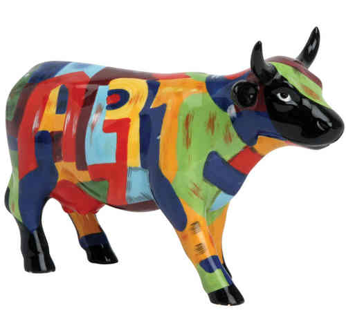 Art of America - Cowparade Kuh Medium