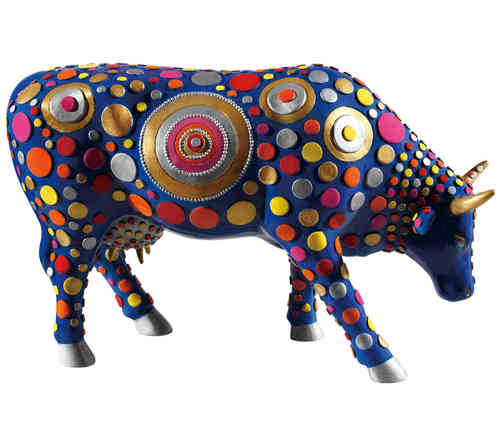 Cowpernicus - Cowparade Kuh Large