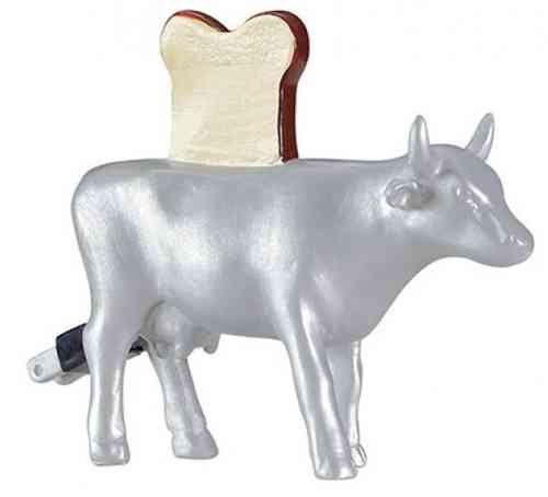 Milktoast - Cowparade Small