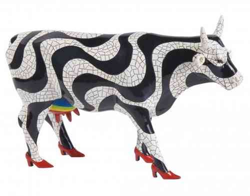 Paraiso Tropical Cow - Cowparade Kuh Large