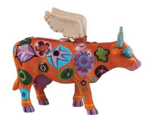 Angelicow - Cowparade Kuh Medium
