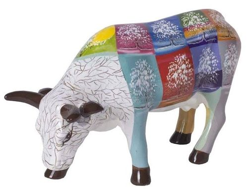 Tree of Life - Cowparade Kuh Medium