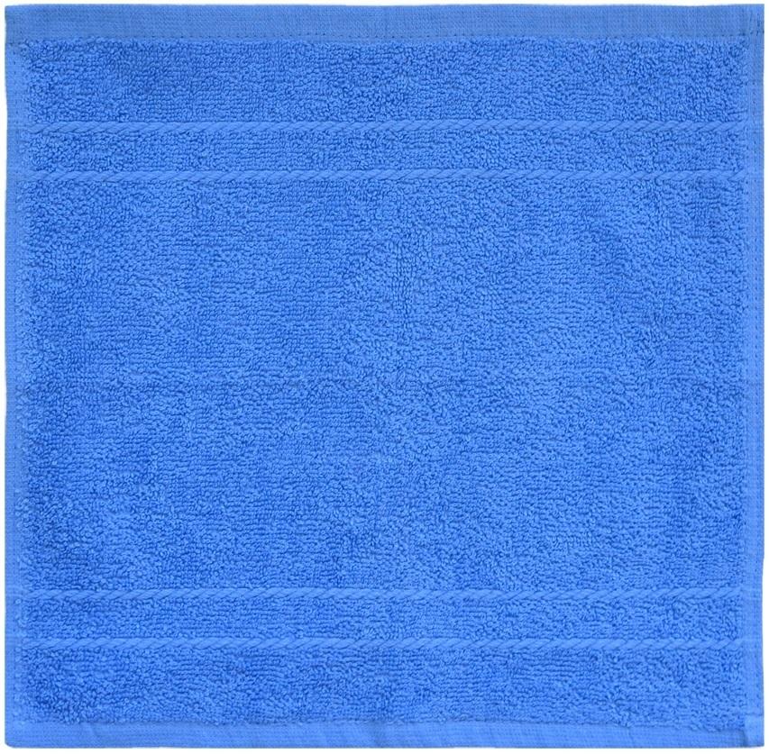 Dyckhoff Seiftuch 'Kristall' Kobalt - Blau 30 x 30 cm 0610311400