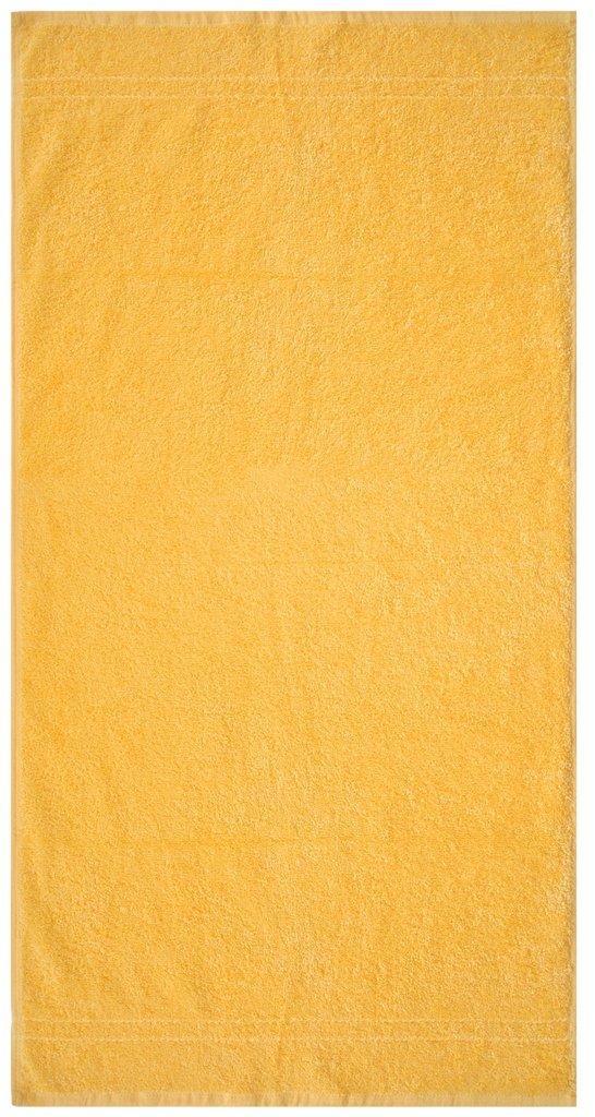 Dyckhoff Handtuch 'Kristall' Goldgelb 50 x 100 cm 0610330800