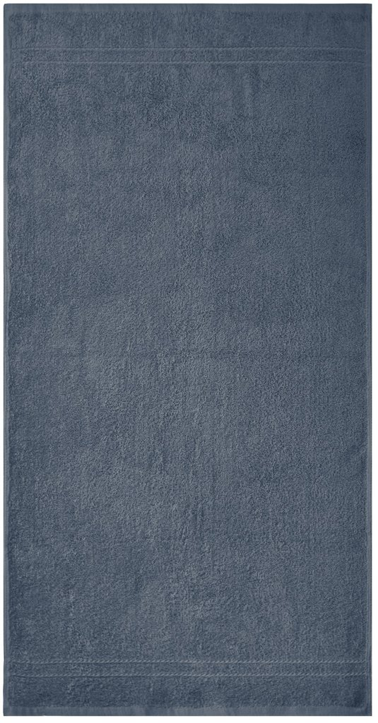 Dyckhoff Handtuch 'Kristall' Steingrau 50 x 100 cm 0610330100