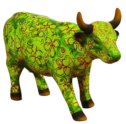 Flora - Cowparade Kuh Medium