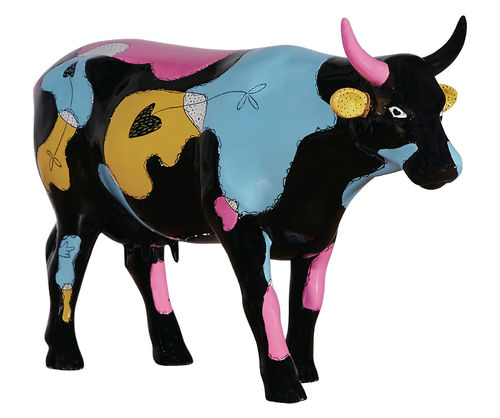 Amorisada Cow - Cowparade Kuh Large