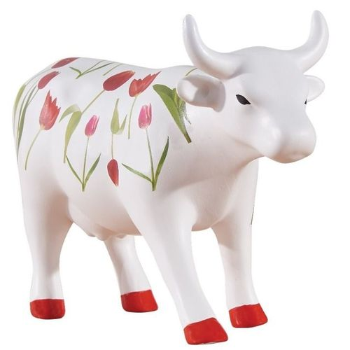 Tulip Cow - Cowparade Kuh Medium
